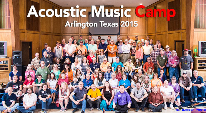 Acoustic Music Camp 2015 Photo