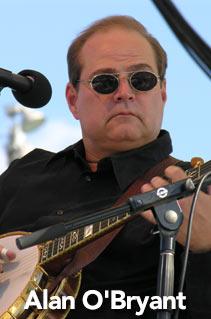 Alan O'Bryant - Banjo