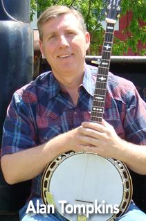 Alan Tompkins - Banjo