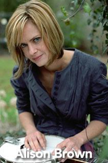Alison Brown - Banjo