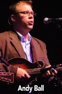 Andy Ball - Mandolin