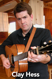 Clay Hess - Guitar / Mandolin