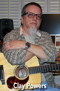 Clay Powers - Guitar