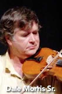 Dale Morris Sr. - Fiddle