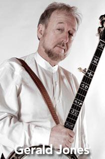 Gerald Jones - Banjo / Mandolin