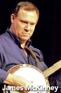 James McKinney - Banjo