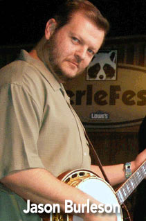 Jason Burleson - Banjo