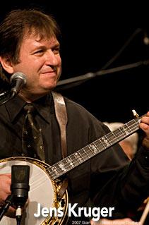 Jens Kruger - Banjo