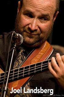 Joel Landsberg - Bass