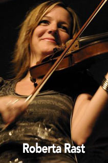 Roberta Rast - Fiddle