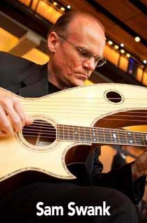 Sam Swank - Fingerstyle Guitar