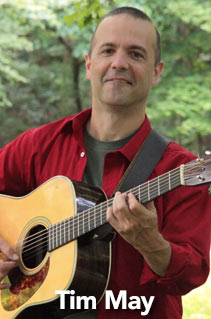 Tim May - Guitar / Dobro