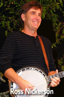 Ross Nickerson - Banjo